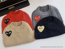 かわいい設計ペット Knitting セーター犬の粋な PUP 冬の衣服