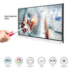 شاشة T6h86c SKD بحجم 86 بوصة تعمل باللمس بحجم كبير تعمل بالأشعة تحت الحمراء Zero قم بتركيب اللوح الإلكتروني في غرفة الصف