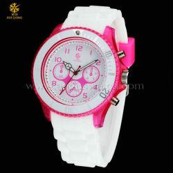 Relógios de silicone próprio logotipo, Personalizado do Relógio