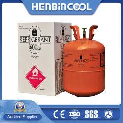 Fourni en usine chinoise du gaz réfrigérant R600A