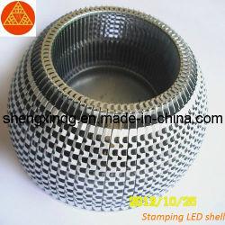 A iluminação LED de alumínio de estampagem de perfuração Cup Shell do radiador SX031