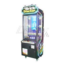 벽돌 스택커 코인 놀이공원 게임 기계 코인 놀이 게임 판매용 기계
