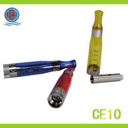 2013 E-Cig Clearomizer CE10 со сменными катушки зажигания