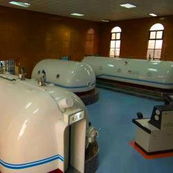 Большие Hyperbaric кислородного камер в сочетании группы созданы для больницы