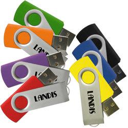 قرص USB محمول عالي الجودة محرك USB Stick USB مخصص سلسلة مفاتيح USB دفع أسعار 4 جيجابايت لا مثيل لها USB