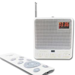 Dom islâmico al Quran Leitor Digital com rádio FM