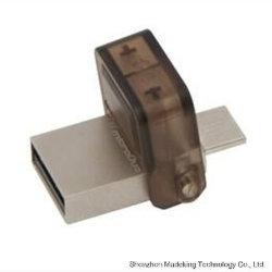 Creative unidad Flash USB de tarjetas de memoria de metal con alta calidad