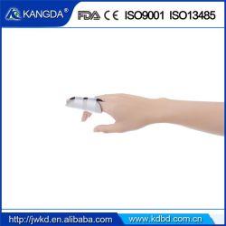 Le poignet de l'éclisse de renfort de support de doigt