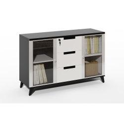Armoire 3 tiroirs de thé de dépôt des meubles pour la salle de séjour