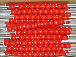 Beads di legno in Colors con Highquality