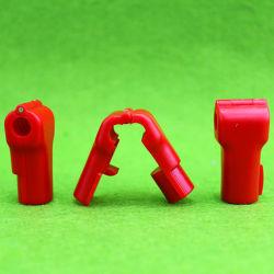 Rojo diámetro diferente EAS ABS Bloqueo tope magnético de seguridad