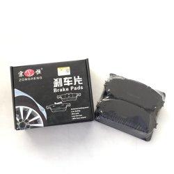 D1709 Auto pièces de rechange Plaquettes de frein pour Jeep (68212327AB)