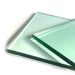 سعر جيد 12مم منحنٍ زجاج مقسّى للبناء