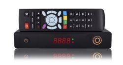Ibravebox F10s Opexbox Q10 H. 265 de Tweeling SatellietOntvanger van Brazilië IPTV het UK IPTV van de Tuner dvb-S2 AVS+