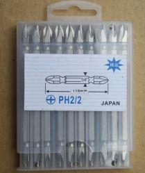 Schraubenzieher-Bit gebildet vom Torx Stahlschraubenzieher S2