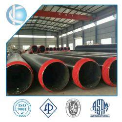 El aislamiento térmico de tubos de acero/tubo de acero anticorrosivo