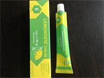 Soins de la peau crème Lemonvate Shin Blanchissant