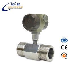 L'azote liquide haute pression cryogéniques débitmètre à turbine Prix