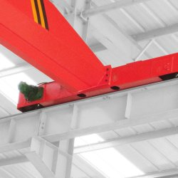 Wiel van de Kraan van de Delen van de Kraan van Eot van de LuchtKraan van het Vervoer van het eind het ElektroPdf Gegoten