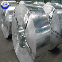 Enge galvanisierter Stahlband-galvanisierter Stahlstreifen-Ring, der Band gurtet
