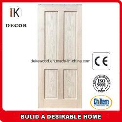 Chambre à coucher en bois de placage de chêne de dessins et modèles de porte