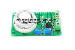 Sensore rilevatore di gas CO monossido di carbonio 5000 ppm tossico per via elettrochimica Gas con filtro qualità dell'aria altamente selettiva compatta