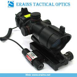 Trijicon 스타일 미니 레드 레이저 시력을 이용한 전투 시야 부착(HD-2 + JG-11)