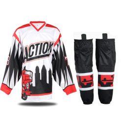 Дизайн создать собственную группу Хоккей форму Пользовательские хоккей футболках nikeid с носки