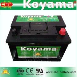 Mf 12V56618 66AH Auto Start автомобильной аккумуляторной батареи для хранения