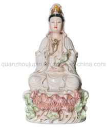 OEM 중국어 Porcelain Ceramic Avalokitesvara Buddha 그림