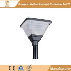 IP55 16W Cer CB RoHS SAA beleuchtet preiswerte LED Sonnenkollektor-Rasen-Lampen-Pfad-Methode wasserdichter Punkt-Garten-Solarlampen