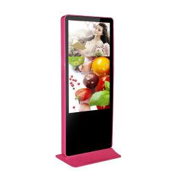 Wireless 3G WiFi de alta calidad de la red Publicidad LCD Soporte de quiosco