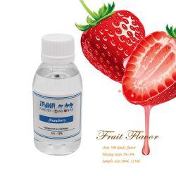E液体タバコのVapeジュースのためのフルーツの濃縮物のいちごの味