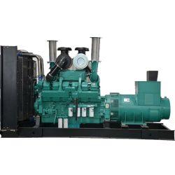 Groupe électrogène automatique 50Hz 220kw avec le moteur 6CTA8.9g2 Groupe électrogène Diesel Power