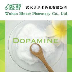 Het veilige Actieve Farmaceutische Ingrediënt van de Levering van Dopamine met GMP Verklaarde CAS: 62-31-7