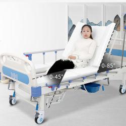 معدات المستشفى سرير المريض أثاث مستشفى طبي كهربائي سرير لمدة الرعاية الصحية