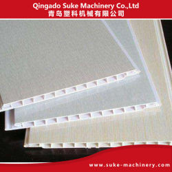 El panel de pared/techo de PVC por extrusión del Panel que hace la máquina
