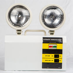 La lampada di soccorso ricaricabile, l'indicatore luminoso Emergency 220V dei punti gemellare, gemello automatico macchia Eme