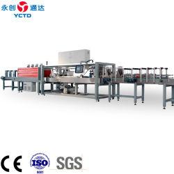 Verpackungsmaschine für Schrumpffolie für Bier/Getränke/Fruchtsaft/Mineralwasser/Milchprodukte/Gewürze