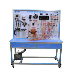 L'École de formation professionnelle de la formation de l'enseignement de l'équipement de laboratoire des kits de formation électronique