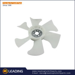 Bester verkaufengabelstapler-Dieselmotor-Kühler-Kühlventilator