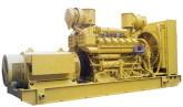 0.45-1,600kW의 LPG/가스/디젤 엔진 구동 발전기