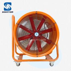 Ventilator van de Lucht van de Hoge Macht 2000W van sht-600mm de Draagbare