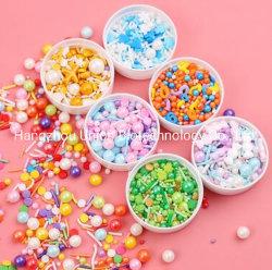 Gâteau d'ingrédients alimentaires sucre décoratifs talon aiguille Mix couleur Cordon coupe Candy ornement décoratif des vermicelles de sucre de cuisson