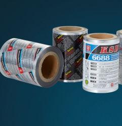 アルミホイル4つの層/密封剤の包装のための薄板にされた包装ホイル印刷される