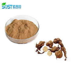 Kräuterergänzungen Er Shou Wu Extrakt Pulver Mit Private Label