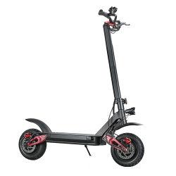 Comercio al por mayor de disco delanteros y traseros plegados mecánica fuera de carretera Scooter eléctrico 3600W Moto