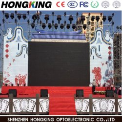 舞台の背景のための熱い販売P3.91 P4.81レンタルLED表示