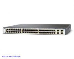 La serie original de 3750 Cisco WS-C3750G-48PS-S de 48 puertos Poe Switch