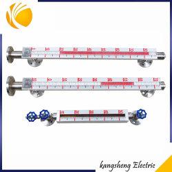 Aceite líquido de agua magnético montado en el lado del radar sumergible de alta precisión Sensor de nivel del depósito de combustible a presión